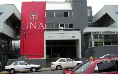 Sindicato de la UNA convoca a estudiantes a huelga indefinida.