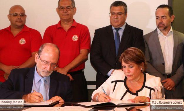 Finalmente se firma nueva Convención Colectiva