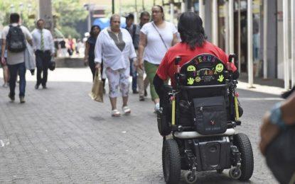 Menos de la mitad de personas con discapacidad forman parte de la fuerza laboral en Costa Rica.