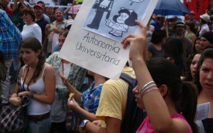 Rectores capitularon ante el Gobierno  en la negociación del FEES
