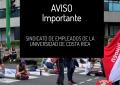 COMUNICADO PARA LAS PERSONAS TRABAJADORAS Y PENSIONADAS DEL RÉGIMEN DEL MAGISTERIO NACIONAL