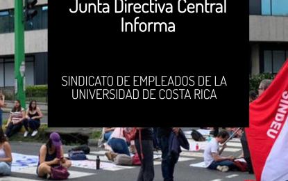 JDC – SINDEU, informa: